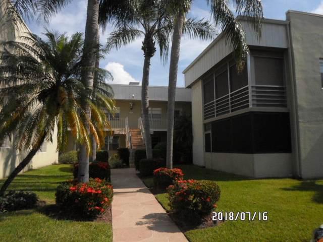 326 Capri G, Delray Beach, FL 33484 (#RX-10687735) :: Ryan Jennings Group
