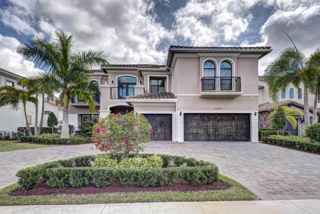 10290 Sweet Bay Court, Parkland, FL 33076 (MLS #RX-10687742) :: Laurie Finkelstein Reader Team