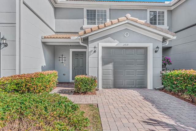 2414 SW Marshfield Court, Port Saint Lucie, FL 34953 (#RX-10687778) :: Realty One Group ENGAGE