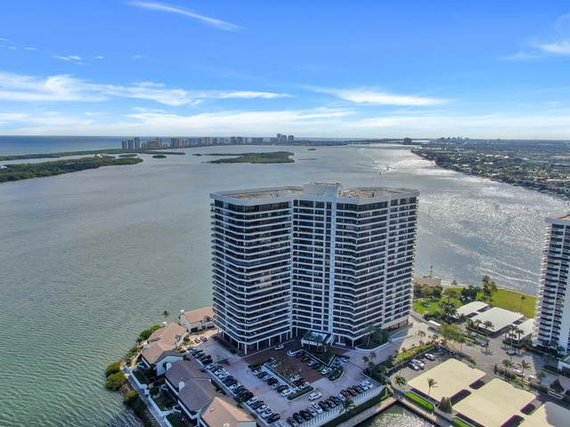 100 Lakeshore Drive T51, North Palm Beach, FL 33408 (#RX-10687786) :: Realty One Group ENGAGE
