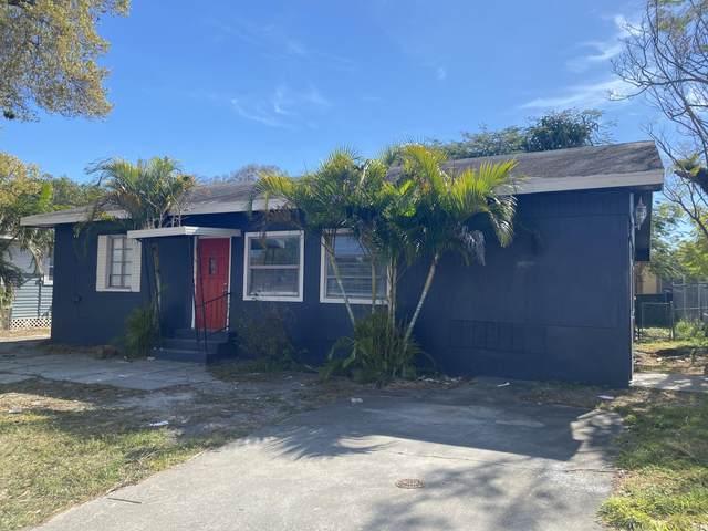 1407 Delaware Avenue, Fort Pierce, FL 34950 (MLS #RX-10687817) :: Castelli Real Estate Services