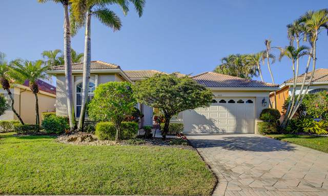 4109 Laurel Estates Way, Lake Worth, FL 33449 (MLS #RX-10687818) :: The Paiz Group