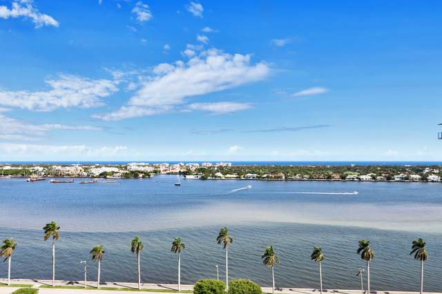 1801 S Flagler Drive #1709, West Palm Beach, FL 33401 (#RX-10687830) :: The Rizzuto Woodman Team