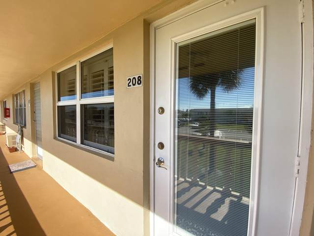 208 Coventry I, West Palm Beach, FL 33417 (#RX-10687847) :: Treasure Property Group