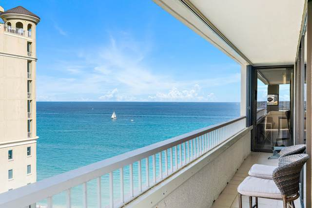 5280 N Ocean Drive 10-D, Riviera Beach, FL 33404 (MLS #RX-10687856) :: Berkshire Hathaway HomeServices EWM Realty
