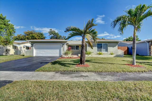 2380 NW 94 Way, Sunrise, FL 33322 (MLS #RX-10687909) :: THE BANNON GROUP at RE/MAX CONSULTANTS REALTY I
