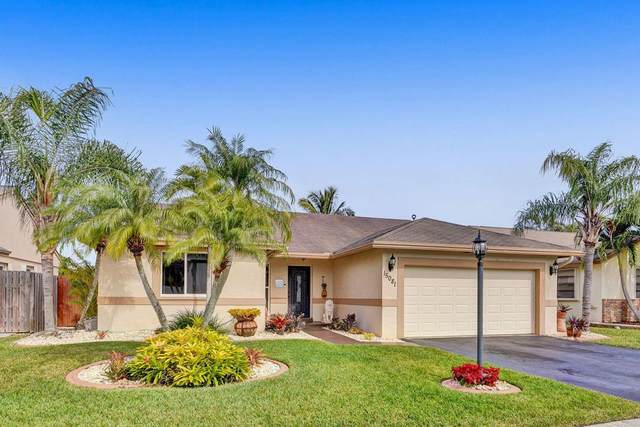 15081 SW 13th Place, Sunrise, FL 33326 (MLS #RX-10687921) :: THE BANNON GROUP at RE/MAX CONSULTANTS REALTY I