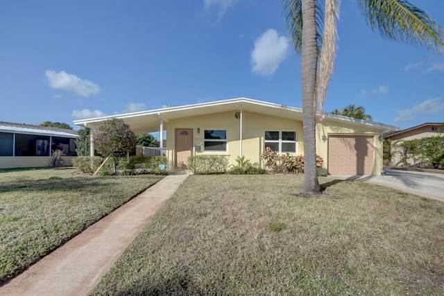 1013 S 11th Street, Lantana, FL 33462 (MLS #RX-10687929) :: Berkshire Hathaway HomeServices EWM Realty