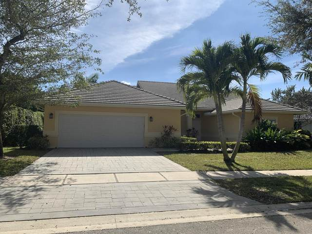 3246 Westminster Drive, Boca Raton, FL 33496 (MLS #RX-10687940) :: The Paiz Group