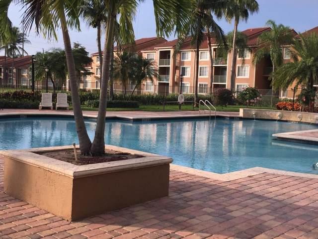 7856 Sonoma Springs 107 Circle #107, Lake Worth, FL 33463 (#RX-10688033) :: Signature International Real Estate