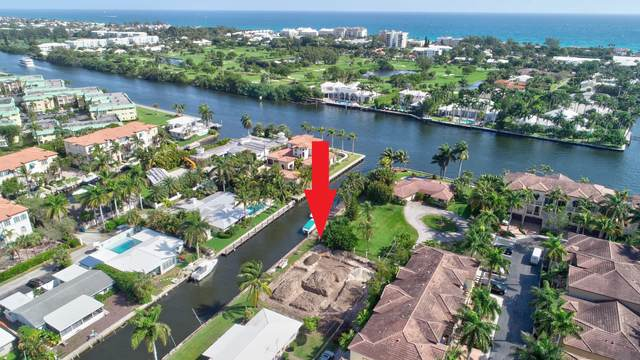 815 Palmer Road, Delray Beach, FL 33483 (MLS #RX-10688038) :: The Jack Coden Group