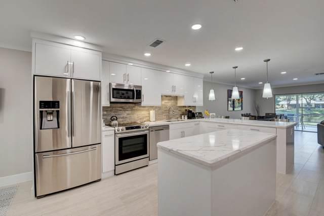 6 Westgate Lane C, Boynton Beach, FL 33436 (#RX-10688055) :: Signature International Real Estate