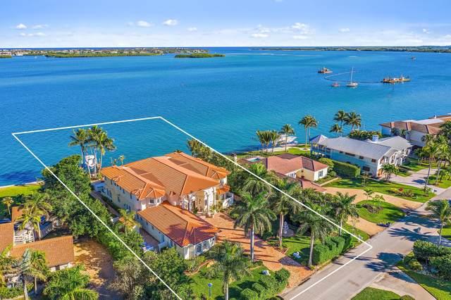 6 Island Road, Sewalls Point, FL 34996 (#RX-10688062) :: Real Treasure Coast