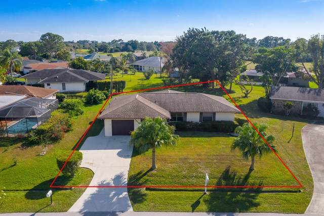 1418 SE Santurce Road, Port Saint Lucie, FL 34952 (#RX-10688100) :: Realty One Group ENGAGE
