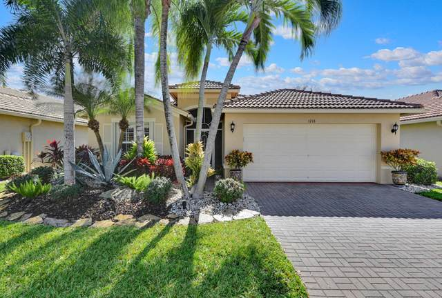 5218 Palazzo Place, Boynton Beach, FL 33437 (#RX-10688267) :: Realty One Group ENGAGE