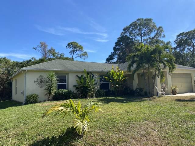 5300 Seagrape Drive, Fort Pierce, FL 34982 (#RX-10688276) :: Real Treasure Coast