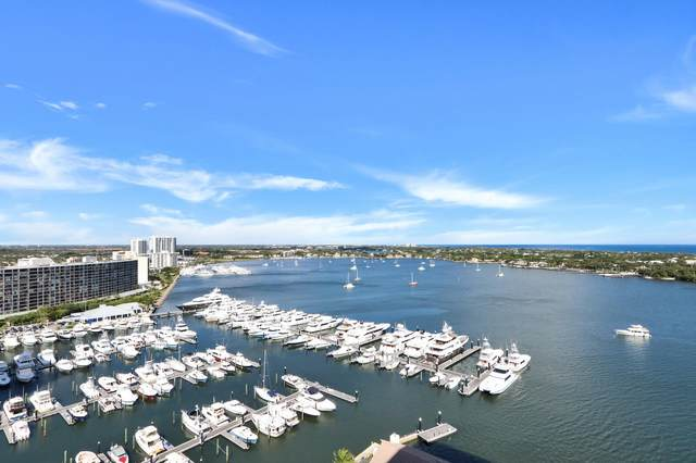 100 Lakeshore Drive #1854, North Palm Beach, FL 33408 (#RX-10688286) :: Realty One Group ENGAGE