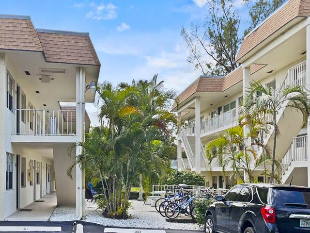 340 NW 19th Street #105, Boca Raton, FL 33432 (#RX-10688463) :: Posh Properties