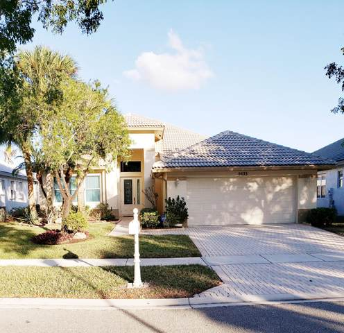 9035 Bay Harbour Circle, West Palm Beach, FL 33411 (#RX-10688568) :: Ryan Jennings Group