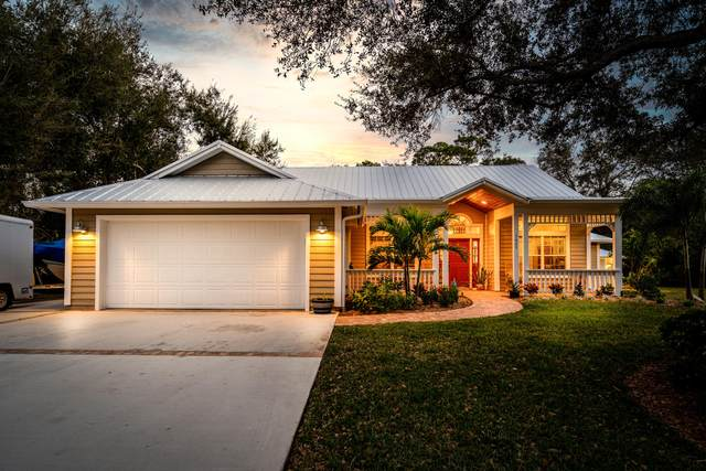 5423 Stately Oaks Street, Fort Pierce, FL 34981 (MLS #RX-10688593) :: The DJ & Lindsey Team