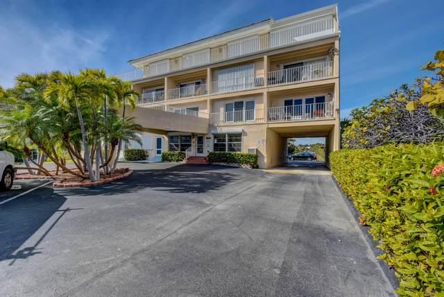 4001 S Ocean Boulevard #305, South Palm Beach, FL 33480 (#RX-10688619) :: Posh Properties