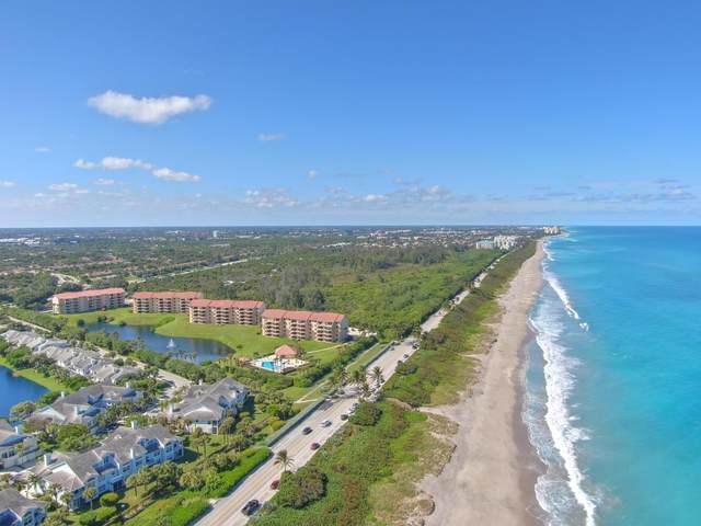 401 Ocean Bluffs Boulevard #306, Jupiter, FL 33477 (#RX-10688622) :: The Power of 2 | Century 21 Tenace Realty