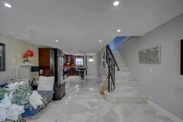 3105 Spanish 3 Trail #3, Delray Beach, FL 33483 (#RX-10688640) :: Posh Properties