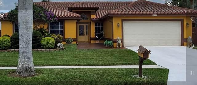 8862 Jaspers Drive, Boynton Beach, FL 33472 (#RX-10688702) :: Michael Kaufman Real Estate