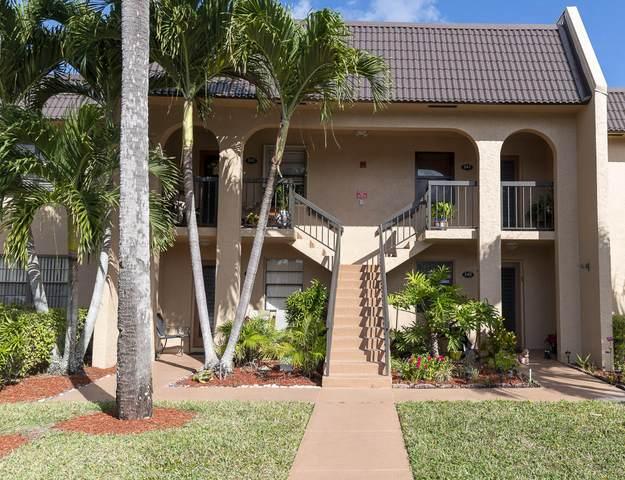 125 Lake Nancy Drive #143, West Palm Beach, FL 33411 (#RX-10688709) :: Posh Properties