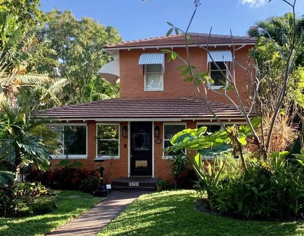 512 35th Street, West Palm Beach, FL 33407 (#RX-10688711) :: Signature International Real Estate