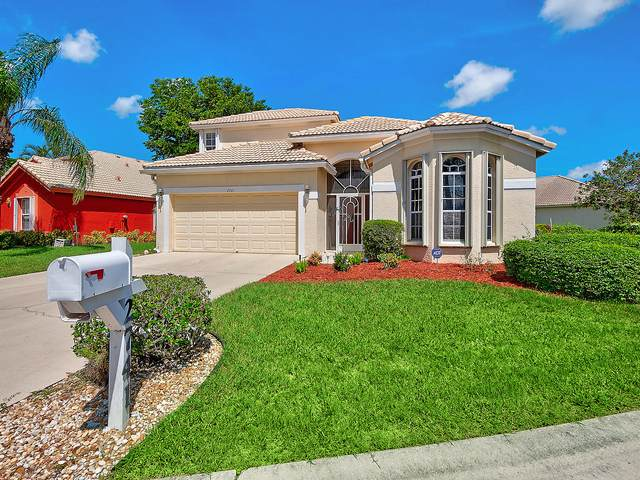 2741 Pointe Circle, Greenacres, FL 33413 (MLS #RX-10688763) :: The Jack Coden Group