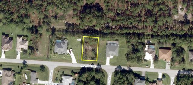 6009 NW Wesley Road, Port Saint Lucie, FL 34986 (MLS #RX-10688779) :: Castelli Real Estate Services