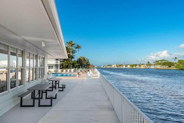 2420 S Federal Highway #17, Boynton Beach, FL 33435 (#RX-10688832) :: Posh Properties