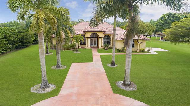 2880 B Road, Loxahatchee Groves, FL 33470 (#RX-10688902) :: Realty One Group ENGAGE