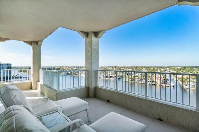 3720 S Ocean Boulevard #1010, Highland Beach, FL 33487 (#RX-10688993) :: Posh Properties