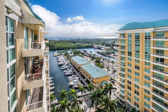 700 E Boynton Beach Boulevard #1605, Boynton Beach, FL 33435 (MLS #RX-10689121) :: Castelli Real Estate Services