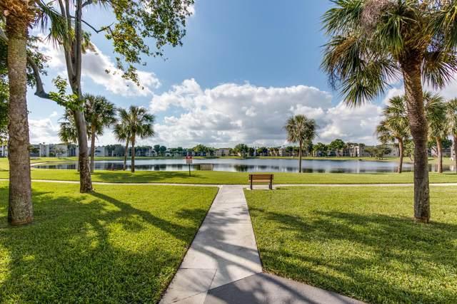 5370 Las Verdes Circle #123, Delray Beach, FL 33484 (#RX-10689138) :: Ryan Jennings Group