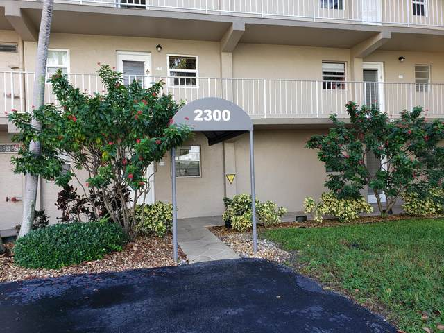 2300 NE 1st Lane #3030, Boynton Beach, FL 33435 (#RX-10689255) :: Signature International Real Estate