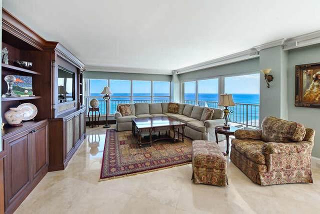1021 Hillsboro Mile #501, Hillsboro Beach, FL 33062 (#RX-10689282) :: Signature International Real Estate