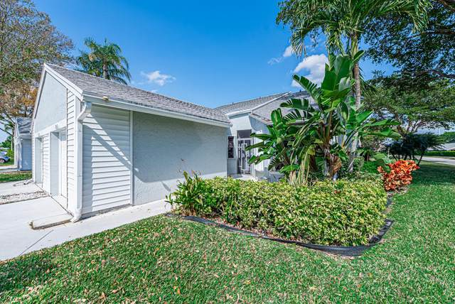 12242 Forest Greens Drive, Boynton Beach, FL 33437 (#RX-10689331) :: Realty One Group ENGAGE
