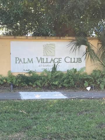 500 NE 2nd Street #112, Dania Beach, FL 33004 (#RX-10689382) :: Michael Kaufman Real Estate