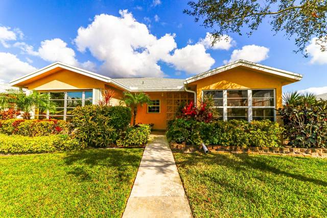 14619 Canalview Drive D, Delray Beach, FL 33484 (#RX-10689406) :: Realty One Group ENGAGE
