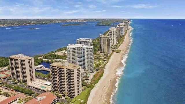4200 N Ocean Drive 1-106, Singer Island, FL 33404 (#RX-10689415) :: The Power of 2 | Century 21 Tenace Realty