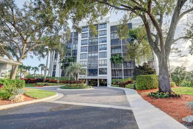 7802 Lakeside Boulevard #724, Boca Raton, FL 33434 (#RX-10689418) :: Signature International Real Estate
