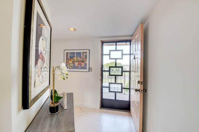 7290 Ashford Place #402, Delray Beach, FL 33446 (#RX-10689460) :: Signature International Real Estate