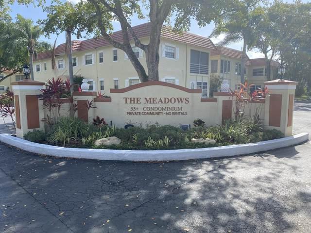 5681 SW 2 Court #207, Margate, FL 33068 (MLS #RX-10689521) :: Berkshire Hathaway HomeServices EWM Realty