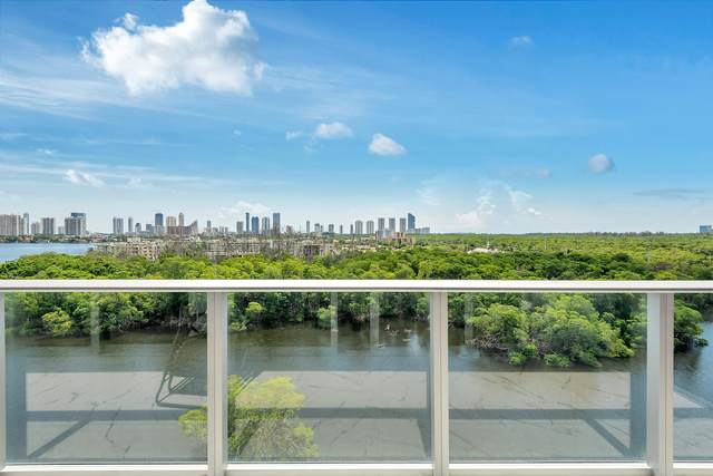 16385 Biscayne Boulevard #919, North Miami Beach, FL 33160 (#RX-10689537) :: Ryan Jennings Group