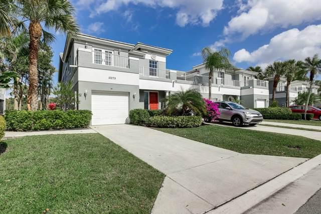 10279 N Andover Coach Lane A1, Lake Worth, FL 33449 (#RX-10689661) :: Posh Properties