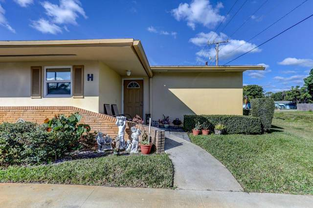 2511 Barkley Drive W H, West Palm Beach, FL 33415 (#RX-10689754) :: Signature International Real Estate