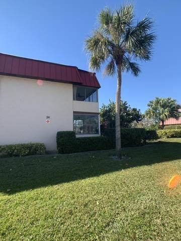 12024 W Greenway Drive #206, Royal Palm Beach, FL 33411 (#RX-10689755) :: The Rizzuto Woodman Team